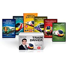 TRAIN DRIVER TESTS Software PLATINUM Package Box Set 2018: Train Driver Book, Interactive AART CD-ROM, OAT CD-OM, DOTS Concentration Tests (How2become) (Career Kit)