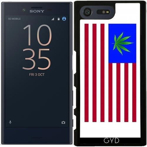 funda-para-sony-xperia-x-compact-americano-bandera-de-malezas-by-loki1982
