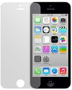 dipos Apple iPhone 5C Schutzfolie (2 Stück) - Antireflex Premium Folie matt