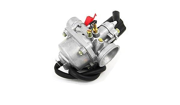 Ersatz Vergaser 12mm Malaguti F12 Phantom F15 Firefox 2Takt Minarelli Motor
