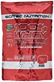 Scitec Nutrition 100% Whey Protein Professional - Wheyisolat plus Aminosäurenmatrix - Erdbeere, 500 g