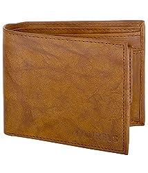 Laurels Rogue Tan Leather Mens Wallet (Lw-Rog-06)