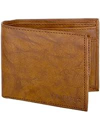 Laurels Rogue Tan Leather Men's Wallet (Lw-Rog-06)