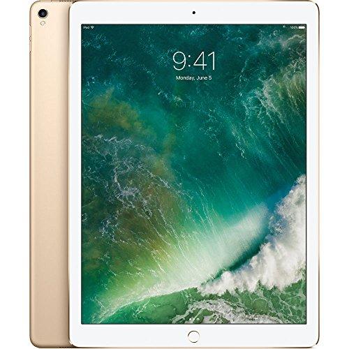 APPLE 10.5 iPad Pro Cellular - 64 GB, Gold (2017), Gold lowest price