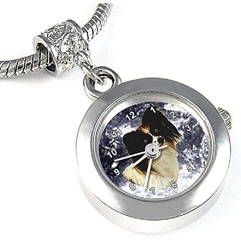Papillon reloj para el collar o pulsera