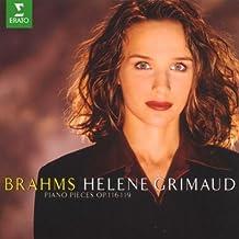 Brahms : Pièces pour piano op. 116 à 119