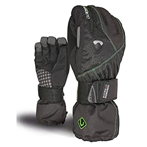 LEVEL FLY Handschuh 2014 green, S/M/7.5