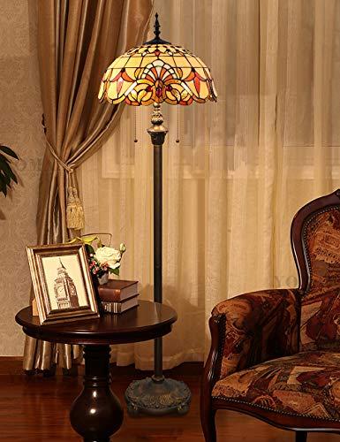16-Zoll europäischen Barock Stehlampe Wohnzimmerlampe -