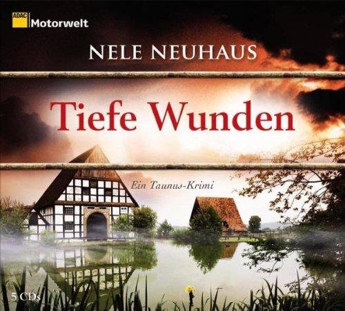 Buchseite und Rezensionen zu 'Tiefe Wunden. Ein Taunus-Krimi, 5 CDs' von Nele Neuhaus