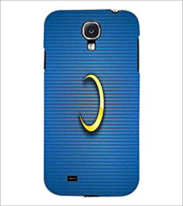 PrintDhaba Half Moon D-1833 Back Case Cover for SAMSUNG GALAXY S4 (Multi-Coloured)