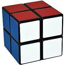 2x2x2 Puzzle Cubo, LSMY Toy Negro Scrub sticker