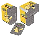 UP - Full-View Deck Box - Pokemon: Pikachu