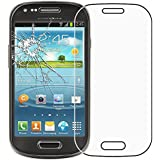 ebestStar ® Film protection en VERRE Trempé - Vitre protecteur anti brise, anti-rayure pour Samsung Galaxy S3 Mini GT-i8190 / i8190N