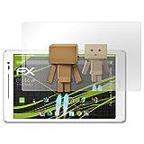 atFolix Displayschutz für ASUS ZenPad 8.0 (Z380C) Spiegelfolie - FX-Mirror Folie mit Spiegeleffekt