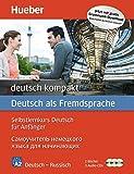deutsch kompakt Neu: Russische Ausgabe / Paket: 2 Bücher + 3 Audio-CDs
