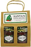 Butler's Grove Kraft Gift Bag with Santa's Special Chutney 300g and Rudolph's Relish 300 g
