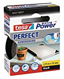 tesa Extra Power Perfect Gewebeband schwarz 2,75m:19mm