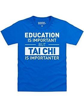 Education Tai Chi T-shirt bimbi, Bimbi