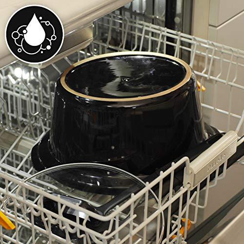 Crock-Pot SCV400RD - Olla de cocción lenta de 3.5 L, color rojo