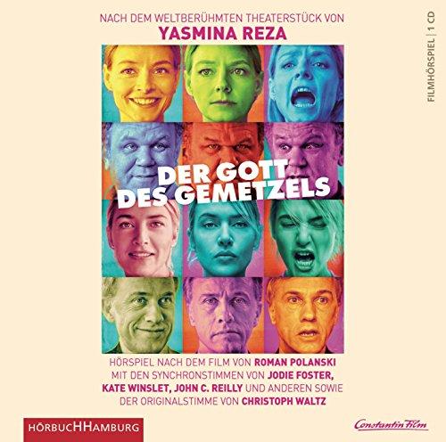 Der Gott des Gemetzels: Hörspiel zum Film: 1 CD