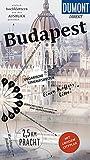 DuMont direkt Reiseführer Budapest: Mit großem Cityplan