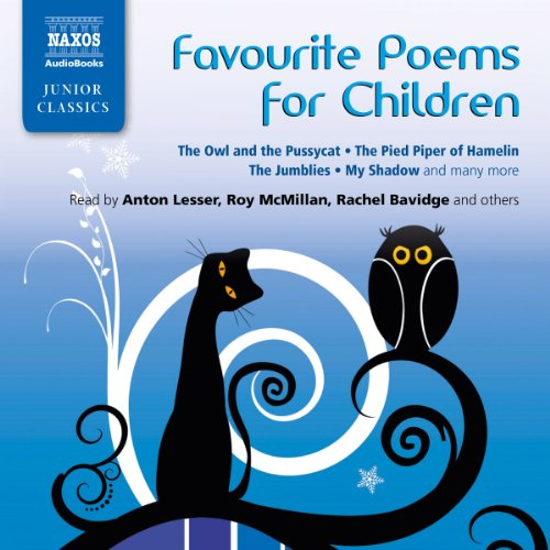 Favorite Poems for Children  Audiolibri