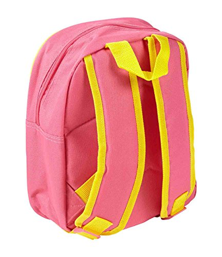 Image of Minions Despicable Me Girls Rucksack - fuchsia -