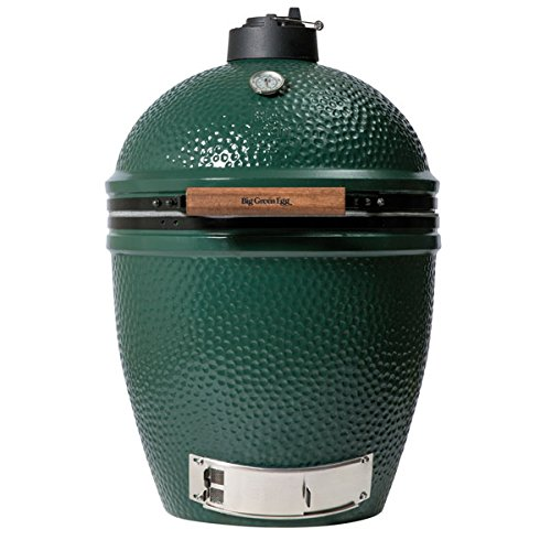 Big Green Egg Large Grill Kettle grün - Big Green Egg Bbq-grill