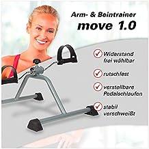 und Beintrainer/Armtrainer Home Fitness Fitrnesstrainer motorgest/ützt mit Display Sport-Tec Arm