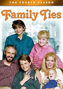 Family Ties: Fourth Season [DVD] [Region 1] [US Import] [NTSC]