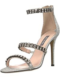 SJP by Sarah Jessica Parker Women's Orbit Ankle Strap Sandals