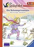 Die Schneeprinzessin (Leserabe - 1. Lesestufe)