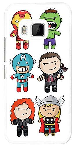 1139-cute-fun-cool-super-hero-boys-popular-cartoon-retro-art-design-for-htc-one-m7-fashion-trend-cas