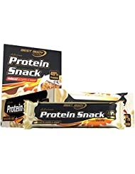 Best Body Nutrition Protein Snack Vanille, 1er Pack (1 x 800 g)