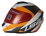 Best Bluetooth Motorcycle Helmets - LS2 LS0069-D Full Face Helmet with Mercury Visor Review