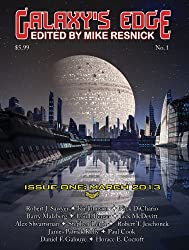 Galaxy's Edge Magazine: Issue 1, March 2013 (Galaxy's Edge)