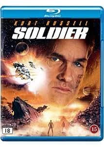 Soldier (Blu-ray) (1998) (Region 2) (Import)