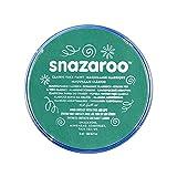 Snazaroo - Pintura facial y corporal, 18 ml, color azul verdoso (ColArt 1118617)