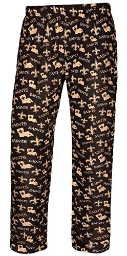 new-orleans-saints-mens-nfl-repeating-logo-dual-blend-lounge-pajama-pants