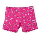 Sterntaler Kinder Mädchen Badepanty, UV-Schutz, Alter: 4-6 Jahre, Größe: 110/116, Pink