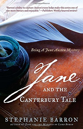 Jane and the Canterbury Tale (Jane Austen Mystery)