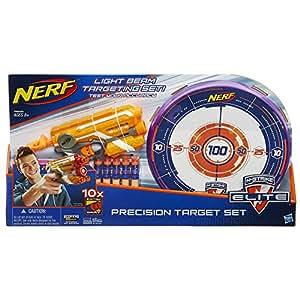 Nerf – N-Strike Elite – Kit de Précision – Firestrike avec Cible
