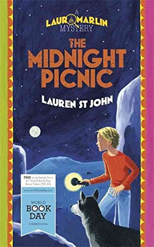 [The Midnight Picnic: A Laura Marlin Mystery] (By: Lauren St. John) [published: March, 2014]