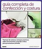 Guía completa de confección y costura