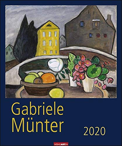 Gabriele Münter Kalender 2020