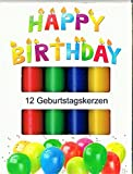 Geburtstagskerzen 12ér