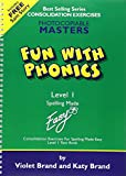 Fun with Phonics: Worksheets Level 1 (Spelling Made Easy)