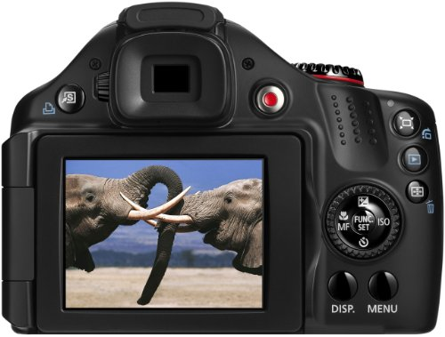 PowerShot SX40 HS Digitalkamera_4