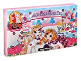 Dracco M760009 Filly Adventskalender, bunt