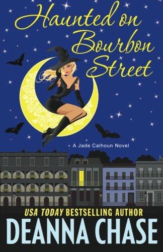 Haunted on Bourbon Street: Volume 1